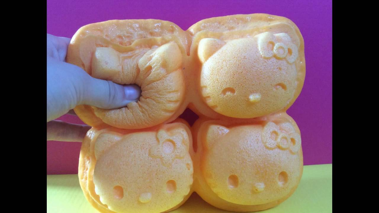 My Homemade Squishies- Squishing My Squishies 2 Slideshow - YouTube