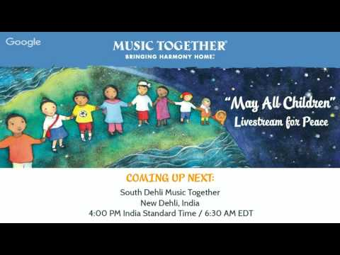 """May All Children"" Livestream for Peace 1"