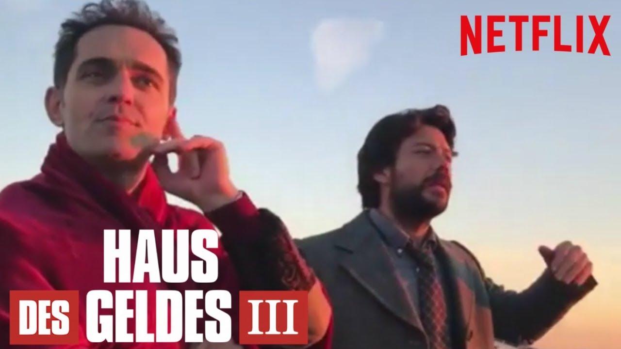 Haus Des Geldes Staffel 3 Release