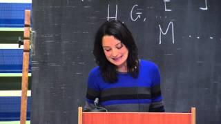 "Kolloquium ""Philosophie und Lebensform"" – Elif Özmen, Christine Bratu"