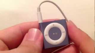 Review iPod Shuffle