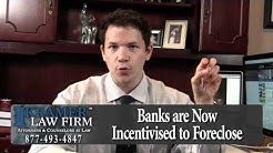 Orlando Foreclosure Lawyer - How Are Banks Incentivised to Foreclose?