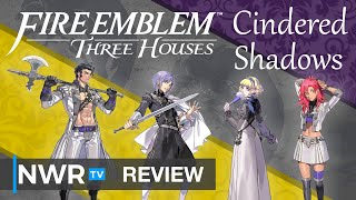 Officer's Academy: The New Class - Fire Emblem Three Houses: Cindered Shadows Review (Video Game Video Review)