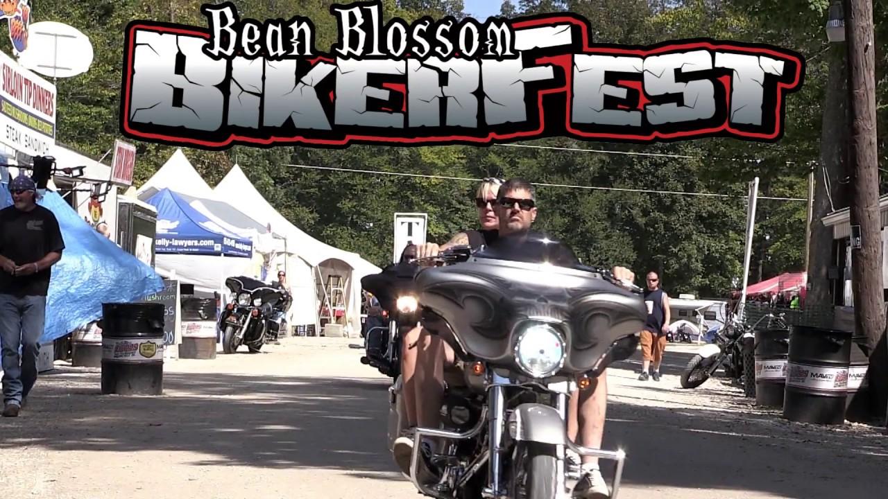 Bean blossom bikerfest naked pics