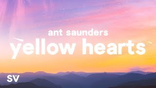 Ant Saunders - Yellow Hearts