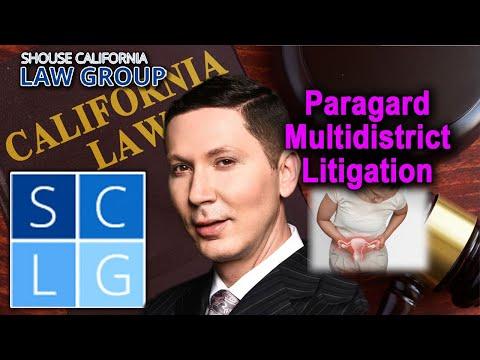 Dangerous IUD – Paragard Multidistrict Litigation (MDL)