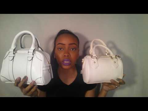 Spring Bag Haul ft. JustFab, Forever21, Target, Charming Charlie & Payless