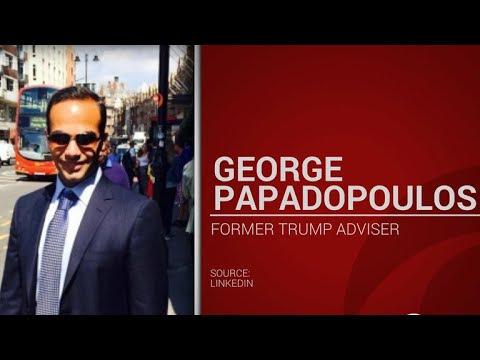 George Papadopoulos pleaded guilty in case related to Russia probe