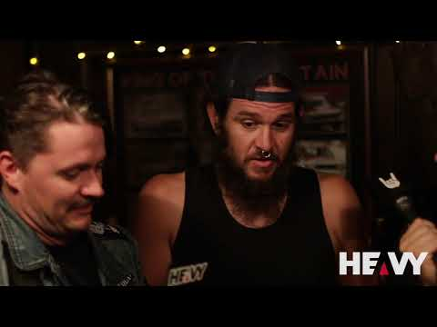 HEAVY TV Interviews The Black Swamp & Flaming Wrekage