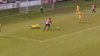 Brentford FC Goals Of The Season 08-09