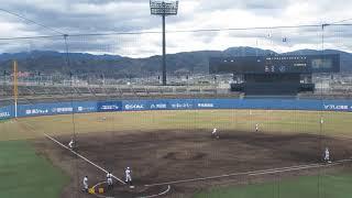 小田高校野球部・シートノック