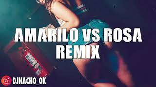 AMARILLO VS ROSA REMIX - J BALVIN ✘ DJ NACHO [MEGATON REMIX]