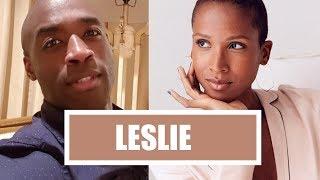 VIVRE EN HARMONIE AVEC SOI-MÊME  Interview de Leslie LOUIS-JEAN