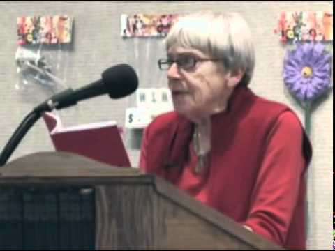 Ursula K. Le Guin - Reading from her latest novel, LAVINIA