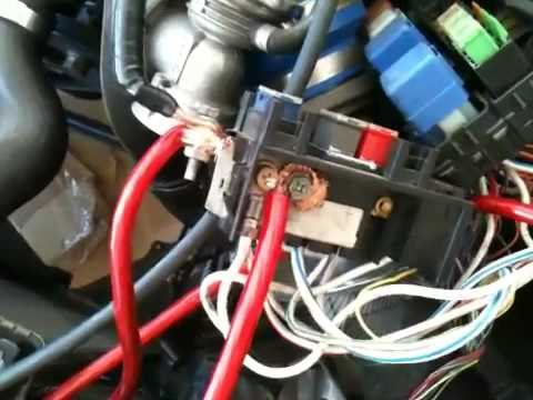 hqdefault sr20det wire harness in 240sx youtube 240sx fuse box harness at gsmportal.co