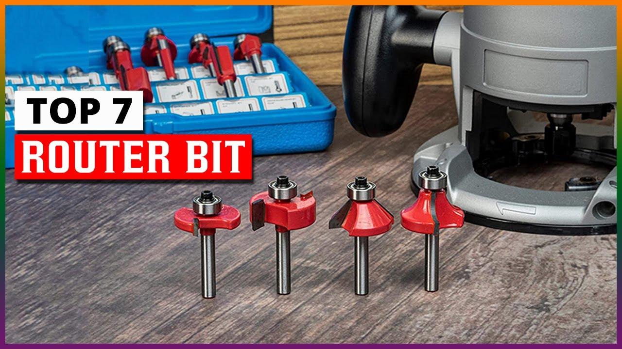 Download Best Router Bit Reviews 2021[Top 7 Router Bits]