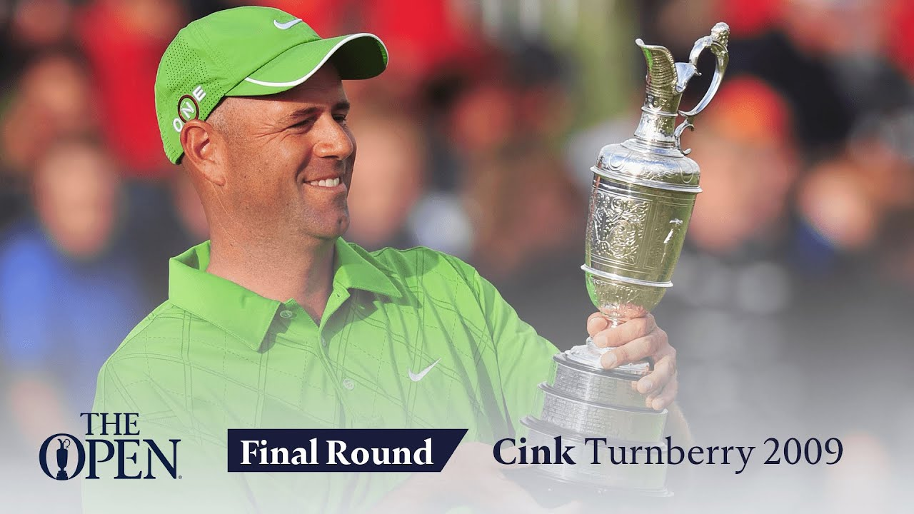 Cink v Watson - Final Round in full | The Open at Turnberry 2009