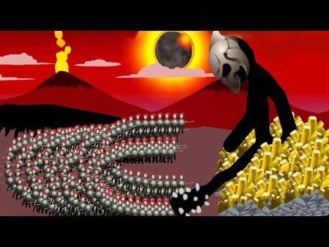 Stick War Legacy - Spearton Avatar VS Final Boss Part 229