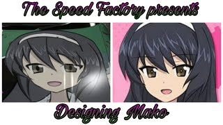 The Speed Factory presents: Designing Mako (NFS Payback)