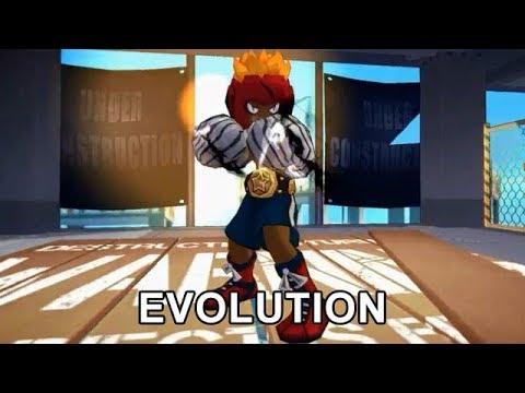 Wild Boxer Evolution Lost Saga