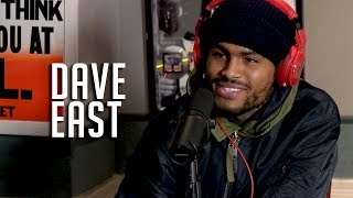 Dave East Spits Bars with Rosenberg on Real Late