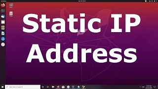 How to Configure Static IP add…