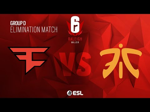 FaZe Clan vs Fnatic vod