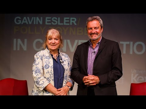 Gavin Esler In Conversation with Polly Toynbee