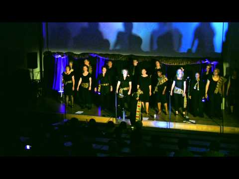 Senzenina - The Afropean Choir
