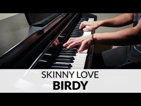 Birdy - Skinny Love | Piano Cover