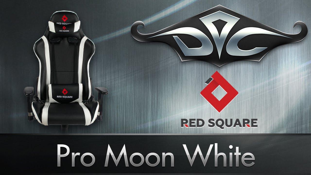 RED SQUARE PRO. Обзор игрового кресла.