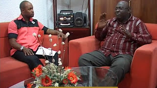 Jojo Immanuel-Lawson Interviews Rev Dr Harry Insaidoo ( In Ghana)