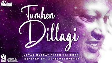 Tumhen Dillagi | Nusrat Fateh Ali Khan Ft. A1 MelodyMaster |  official HD video | OSA Worldwide
