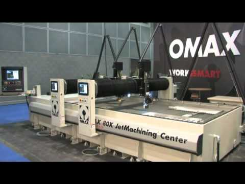 The OMAX Water Jet Cutting Difference