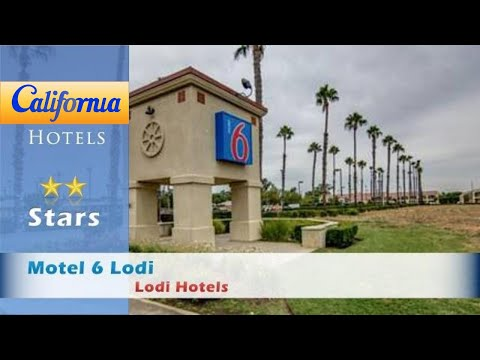 Motel 6 Lodi, Lodi Hotels - California