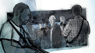 Last Hijack Interactive Trailer