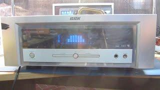Ремонт ресивера BBK AV250T. Нет звука на выходах подключения акустики.