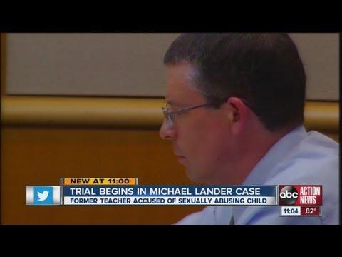 Teacher sex trial underway in Pinellas County