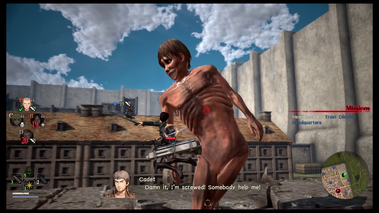 Amazon.com: Attack on Titan 2 - Xbox One: Koei Tecmo ...