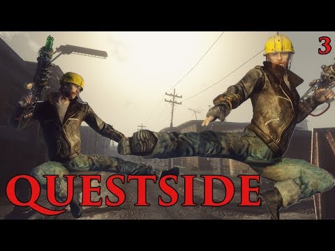 New Vegas Mods: Questside - Part 3