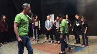 Mindful Museum Theater Game