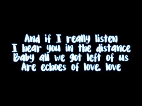Echoes of Love - Jesse & Joy (LYRICS HD)
