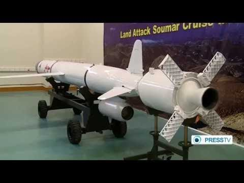 IRAN test-fired the first Land Attack Cruise Missile called SUMAR