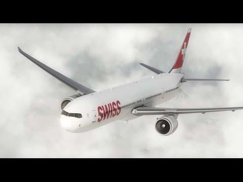 Vortrag: Swiss Einführung Boeing B777-300ER