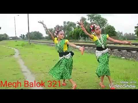 Amar Akta Sathi Chilo Desher Barite..New Bengali Dance