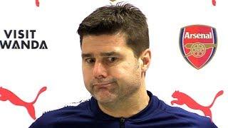 Arsenal 0-2 Tottenham - Mauricio Pochettino Post Match Press Conference - Carabao Cup Quarter-Final