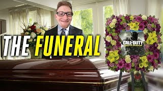 The Funeral of Infinite Warfare
