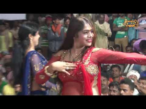 Heena का जबरदस्त Dance अंगूरी से बोर के  गाने पर || Kamalbas Kuwar का दुगोला मुकाबला - 2018