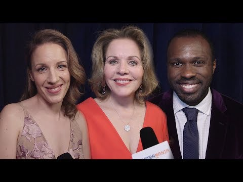 Joshua Henry, Jessie Mueller, And More Reintroduce Broadway To ''Carousel''
