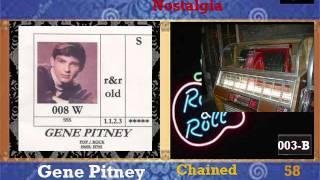 sw CDs  SW SERIES 003 B GENE PITNEY
